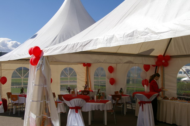 how to organise an open day event