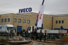 Cefin Iveco – Turned a first sod for a new business