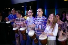 DrumShot ® party with Uti Bachvarov for Adecco's 350 employees